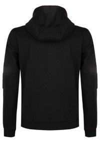 Rellix - Sweater met rits - zwart - 1