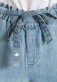 khujo - CANDICE - Denim shorts - blau - 7