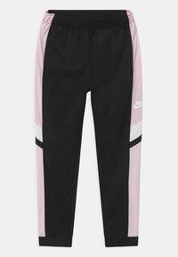Nike Sportswear - POLY SET UNISEX - Tepláková souprava - black/pink foam/white - 2