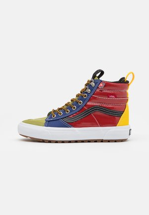 SK8 MTE 2.0 DX UNISEX - High-top trainers - multicolor/black