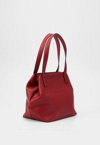 TOM TAILOR - MIRI ZIP - Handbag - red - 1