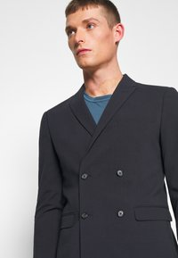 Lindbergh - DOUBLE BREASTED SUIT - SLIM FIT - Completo - navy
