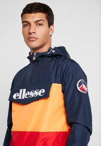 Ellesse - MONTE LEONE - Windbreaker - navy/orange/red - 4