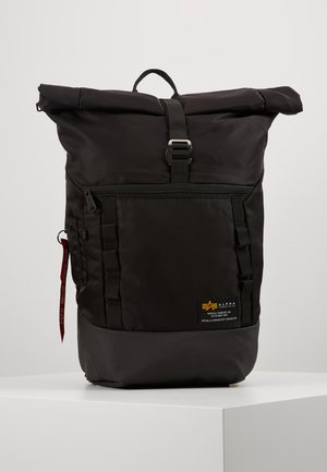 CREW BACKPACK - Tagesrucksack - black