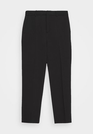 SEARCH - Trousers - schwarz