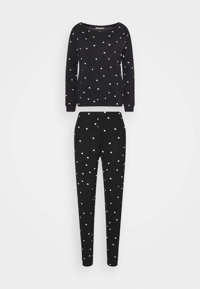 Anna Field - TANYA  SET  - Pyjama set - black