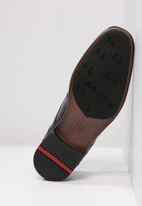 Lloyd - GAMON - Elegantní šněrovací boty - schwarz - 4