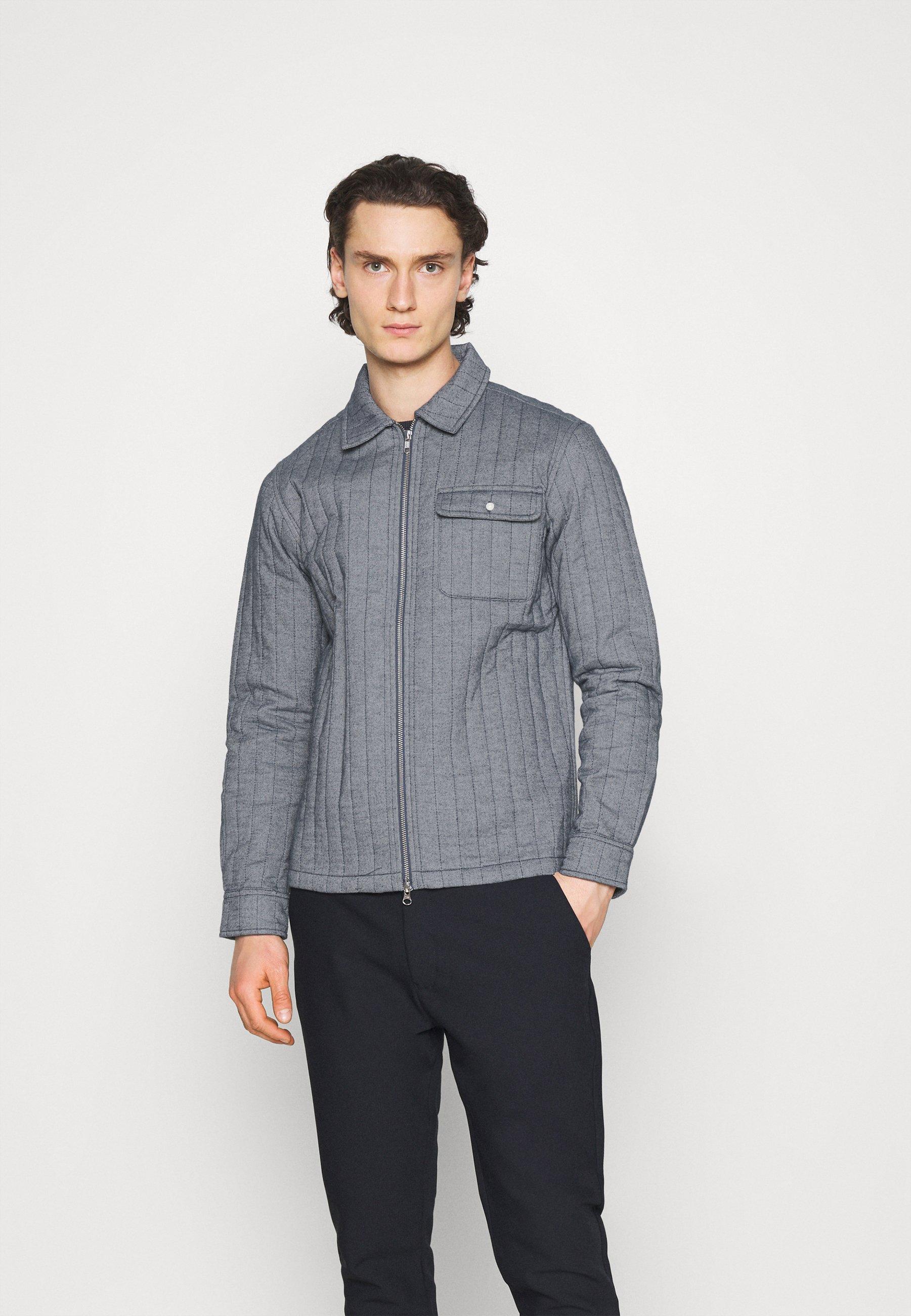 Men PINE QUILTED - Light jacket
