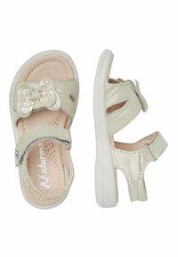 Naturino - AILE - Walking sandals - gold - 3