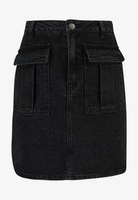 Object - Mini skirt - black - 3
