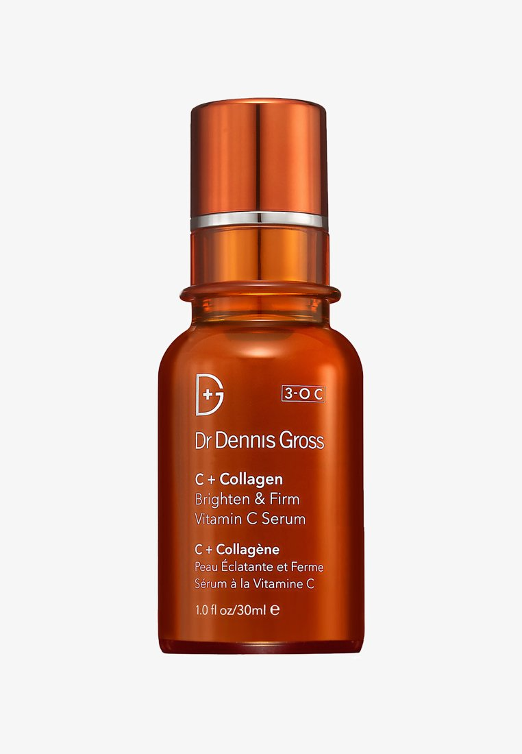 Dr Dennis Gross - C+COLLAGEN BRIGHTEN & FIRM SERUM 30ML - Serum - neutral