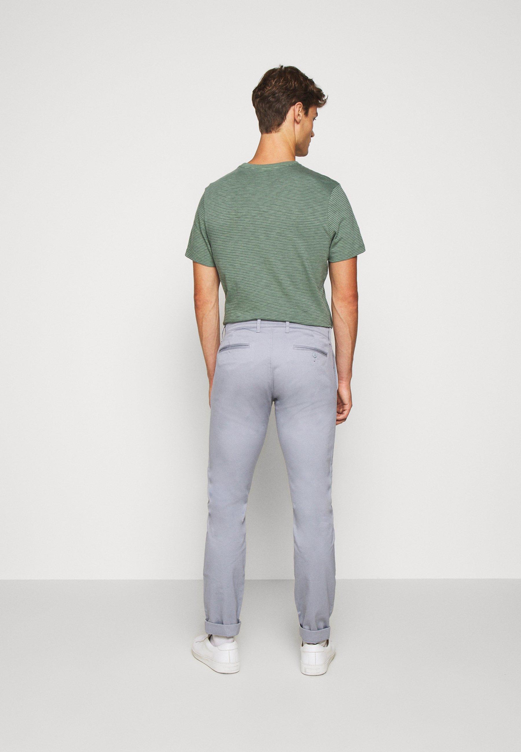 Il più economico Abbigliamento da uomo J.CREW MENS PANTS Chino light slate