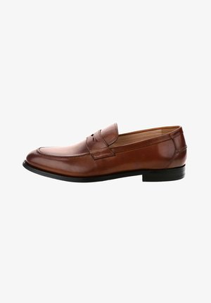 NETTUNO - Elegantní nazouvací boty - brązowy