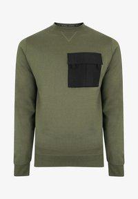 Threadbare - FIN - Sweatshirt - khaki - 4