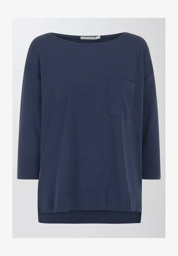 Long sleeved top - new blue