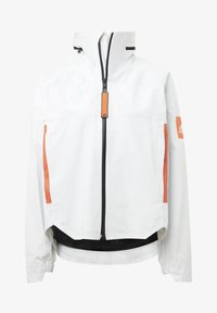 adidas Performance - MYSHELTER URBAN RAIN.RDY OUTDOOR - Waterproof jacket - white - 8