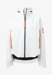 MYSHELTER URBAN RAIN.RDY OUTDOOR - Waterproof jacket - white
