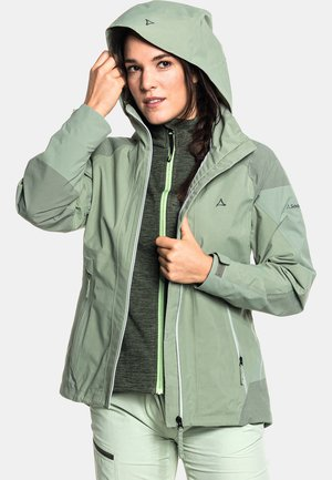 2.5L JACKET TRIIGI  - Waterproof jacket -  grün