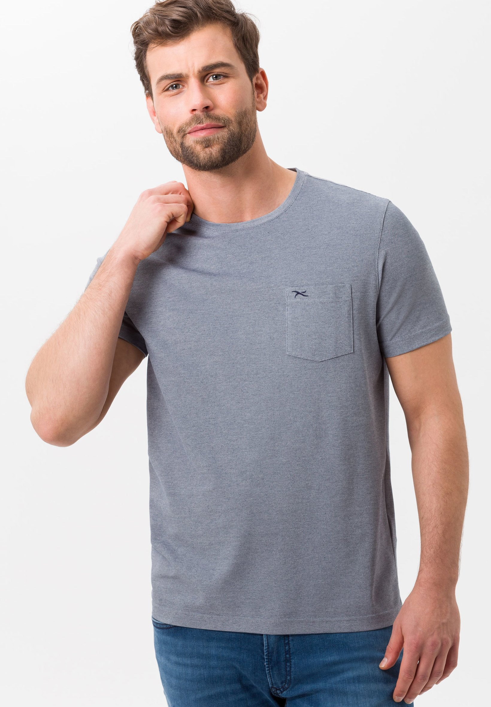 Homme STYLE TODD - T-shirt basique