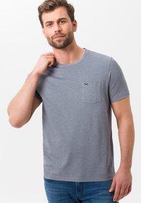 BRAX - STYLE TODD - T-shirt basique - ocean - 0