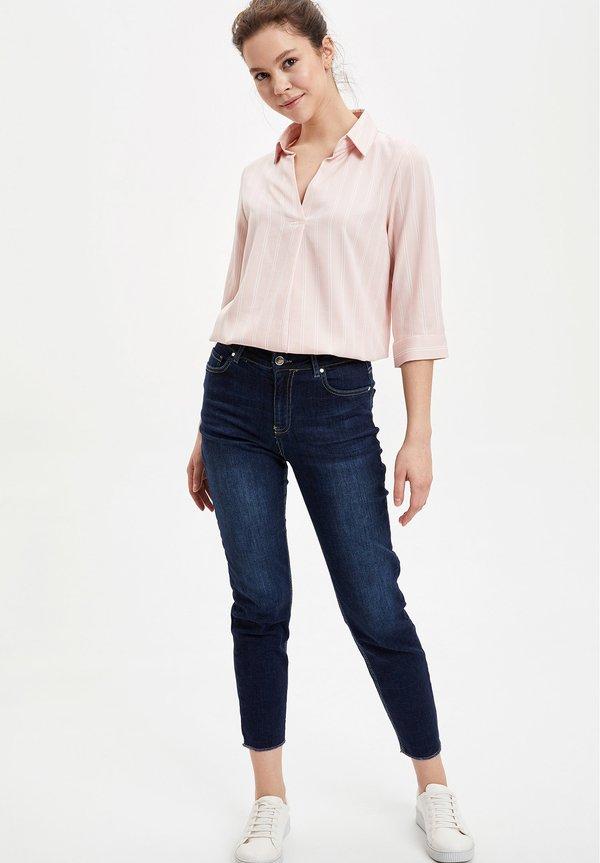 DeFacto Bluzka - pink/rÓżowy BYPM