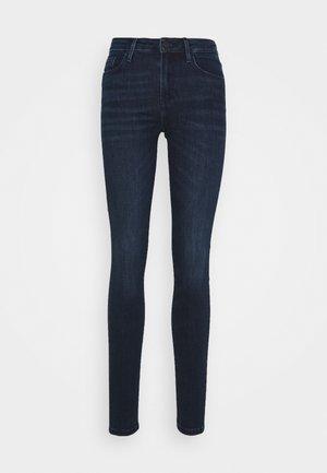 COMO  - Skinny džíny - dark-blue denim