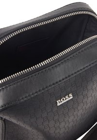 BOSS - CROSSTOWN L_NS MINI - Across body bag - black - 4