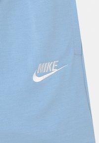 Nike Sportswear - Teplákové kalhoty - psychic blue/white - 2