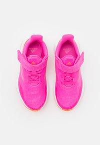 adidas Performance - EQ21 RUN UNISEX - Neutral running shoes - screaming orange/footwear white - 3