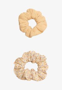 NA-KD - 2 PACK - Hair styling accessory - yellow multi - 1