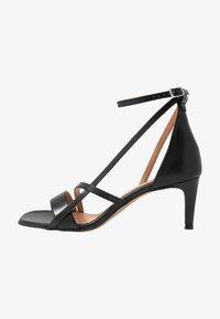 Shoe The Bear - ROSANNA STRAP - Sandals - black - 1