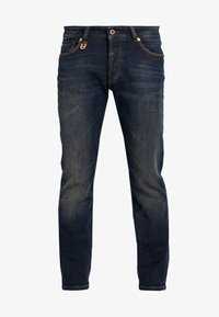 Paddock's - DUKE - Slim fit jeans - dark blue