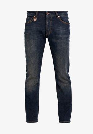DUKE - Slim fit jeans - dark blue