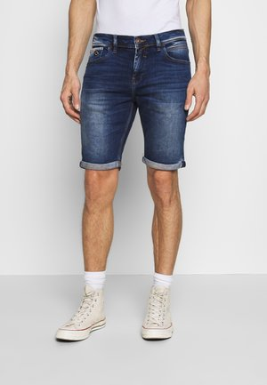 LANCE - Jeansshort - bulky wash