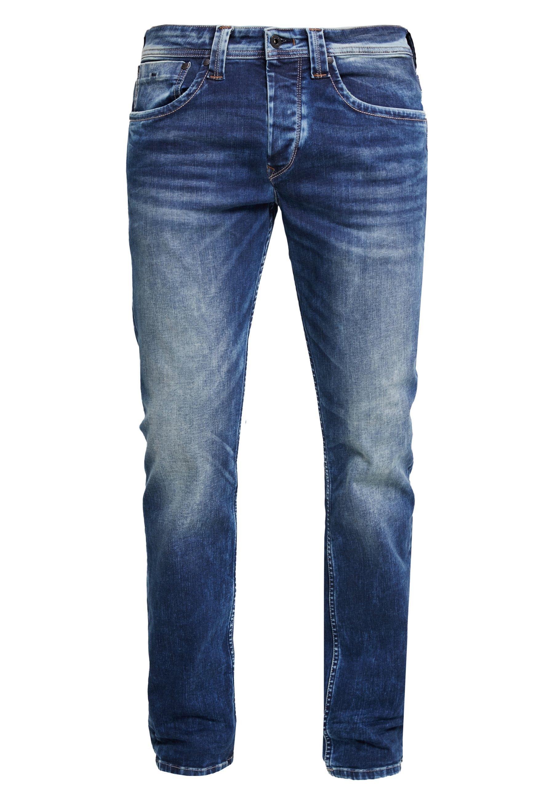 Pepe Jeans Cash - Straight Leg Medium Used Powerflex