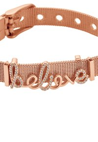 Heideman - ARMBAND BELIEVE - Bracelet - rose goldfarbend - 3