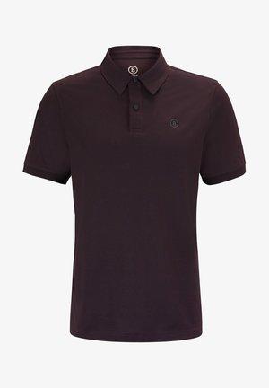 TIMO - Polo shirt - pflaumen-rot