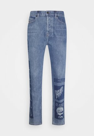 D-VIDER-SP6 - Jeans Tapered Fit - 009gd