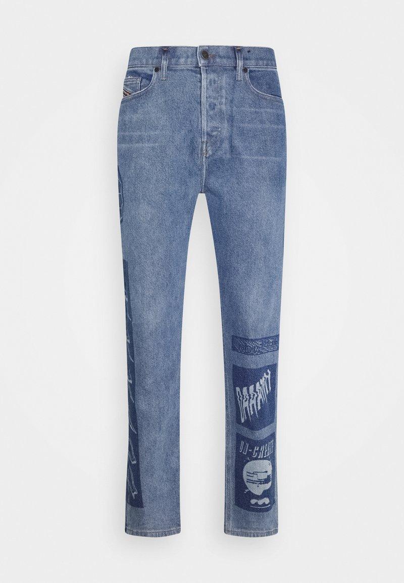 Diesel - D-VIDER-SP6 - Jeans Tapered Fit - 009gd