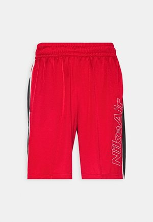 Jogginghose - university red/black/white
