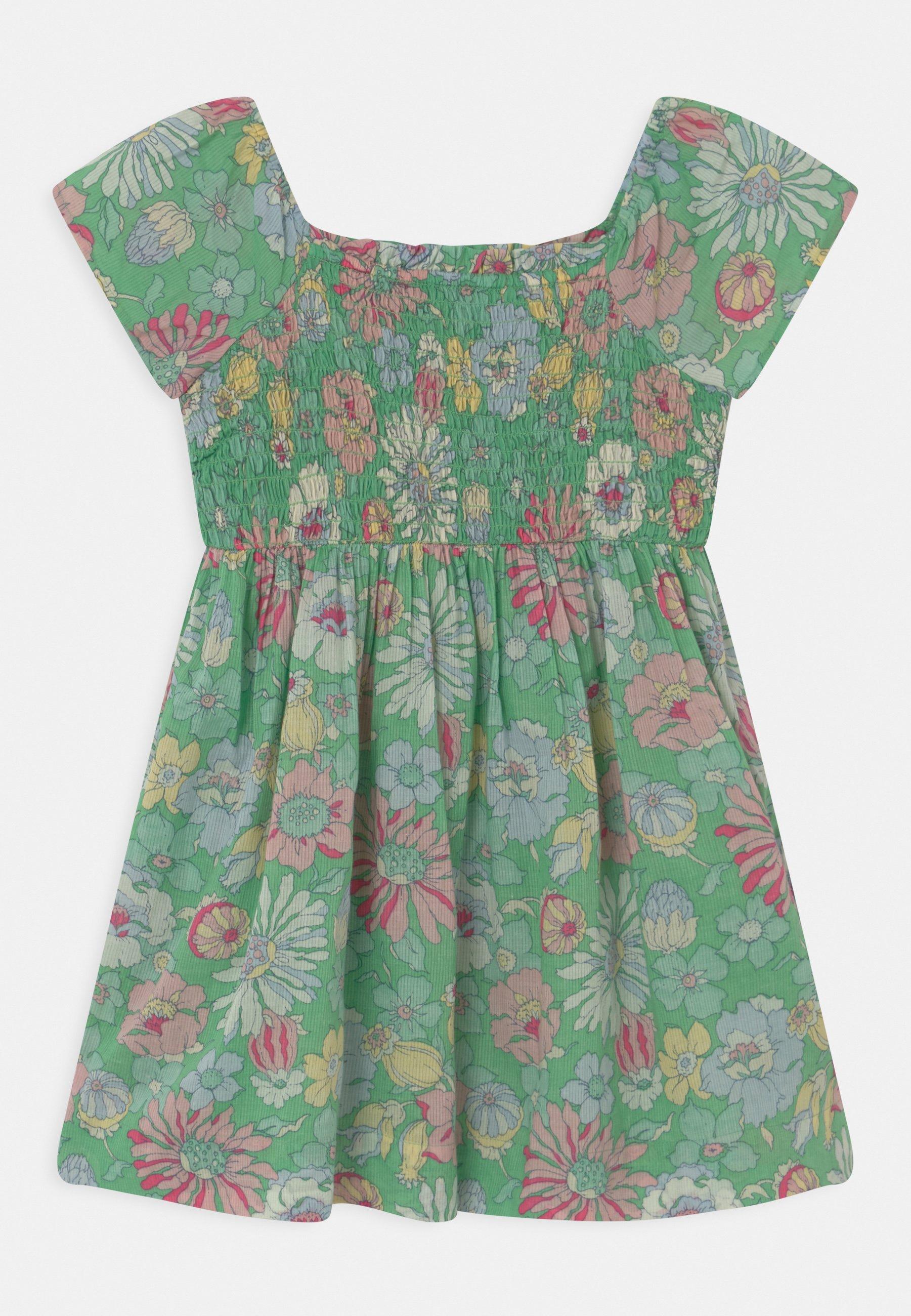 Kids TODDLER GIRL - Day dress - stem green