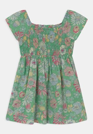 TODDLER GIRL - Denní šaty - stem green