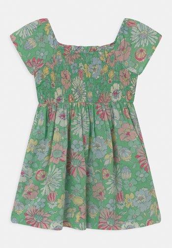 TODDLER GIRL - Day dress - stem green