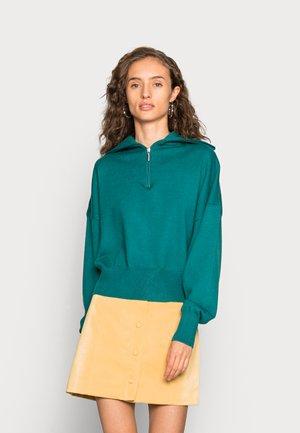 MARIT  - Jumper - teal green