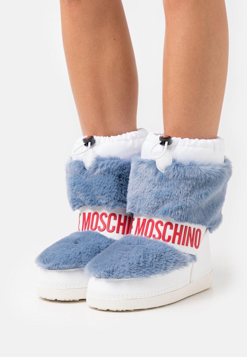 Love Moschino - Winter boots - fantasy color