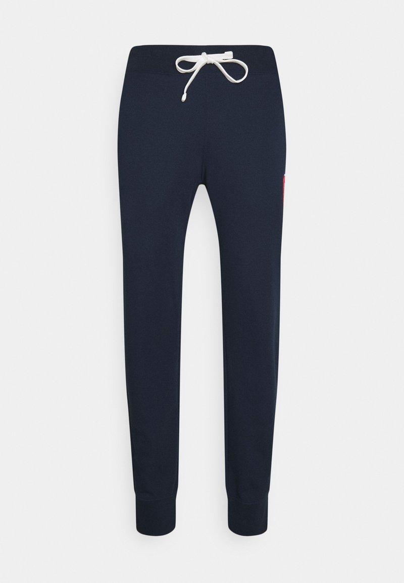 Champion Rochester - CUFF PANTS - Tracksuit bottoms - dark blue
