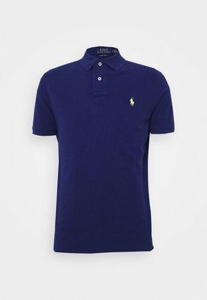 BASIC  - Polo - royal blue