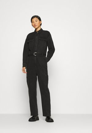 SOFY - Jumpsuit - washed black