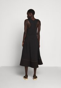 Proenza Schouler - SLEEVELESS DRESS - Sukienka letnia - black - 2