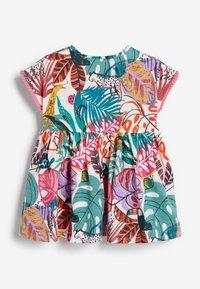 Next - Jersey dress - multi coloured - 2